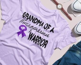 Preemie Grandma / Grandma shirt / preemie clothes /nicu walk / nicu / preemie / prematurity awareness / grandma gift / preemie grandma gift