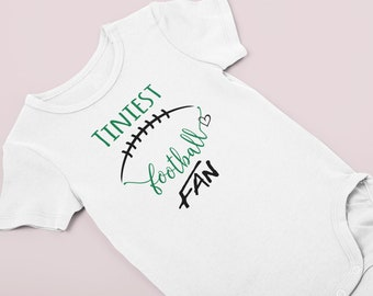 Preemie football / preemie clothes / nicu clothes / preemie boy / preemie boy bodysuit / preemie girl / preemie girl clothes / bodysuit
