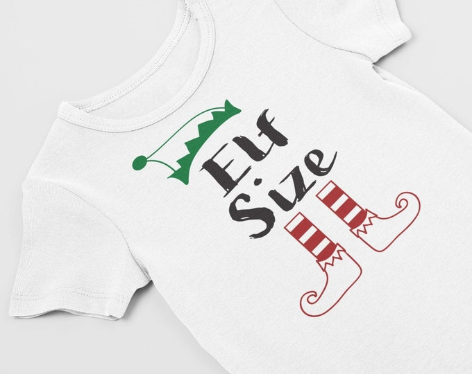 Newborn Christmas / preemie christmas /Preemie clothes / preemie girl / preemie boy  / elf size / preemie girl bodysuit / christmas onesie
