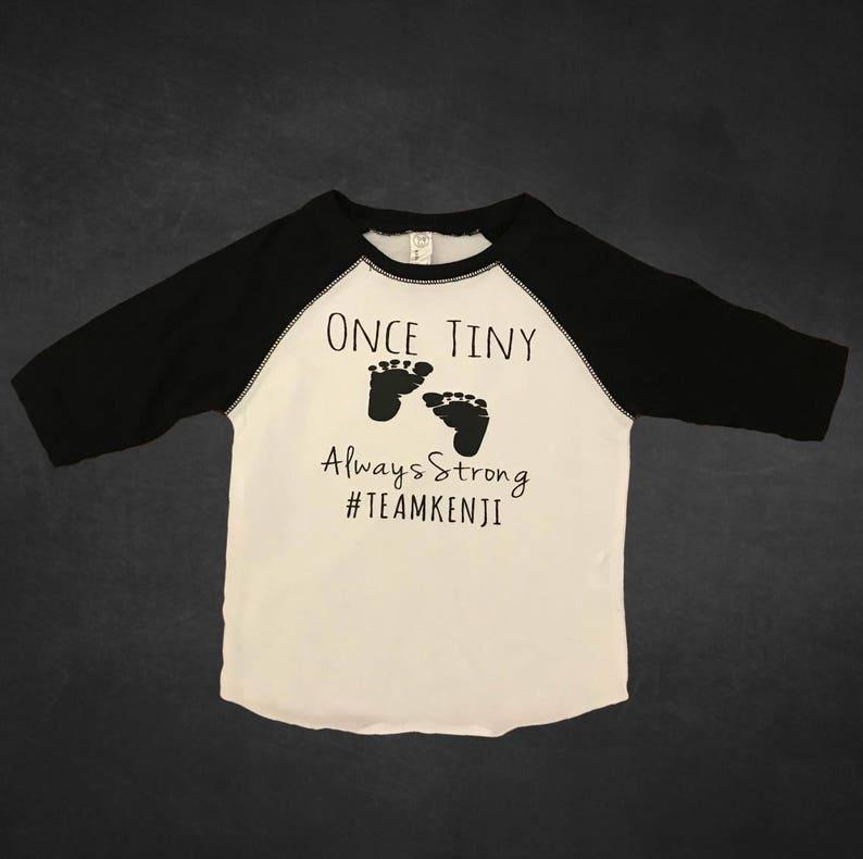 30ff935170f Preemie clothes   preemie first birthday   Nicu walk shirts