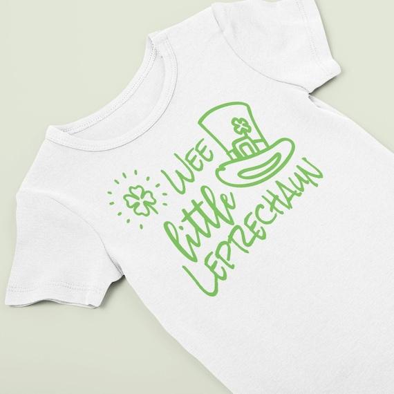 St. Patrick's Day Bodysuit / Baby girl bodysuit / baby boy clothes Preemie girl bodysuit / preemie boy clothes /preemie clothes