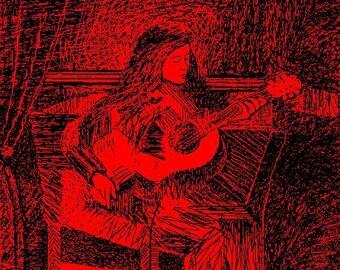 Guitarist 34