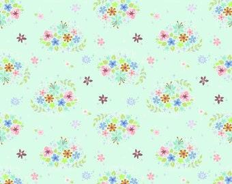 Riley Blake 'Neverland' floral fabric