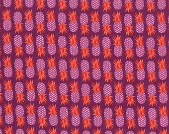 Michael Miller 'Party like a Pineapple' fabric