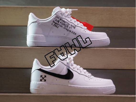 nike and off white air force 1 nz