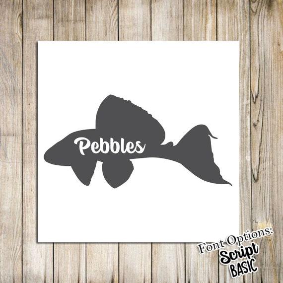 Pleco plec Fish tank Tropical Fish Laptop Car Wall Art Vinyl Decal Sticker