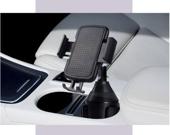 Phone Holder for Car - inserts in any cup holder