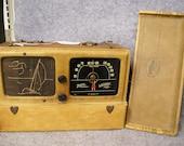 Zenith 6G601M Portable Radio Circa 1941-42