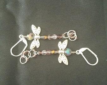 Dragonfly Beauty Earrings