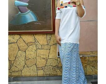 Adanna African Print Ankara dress