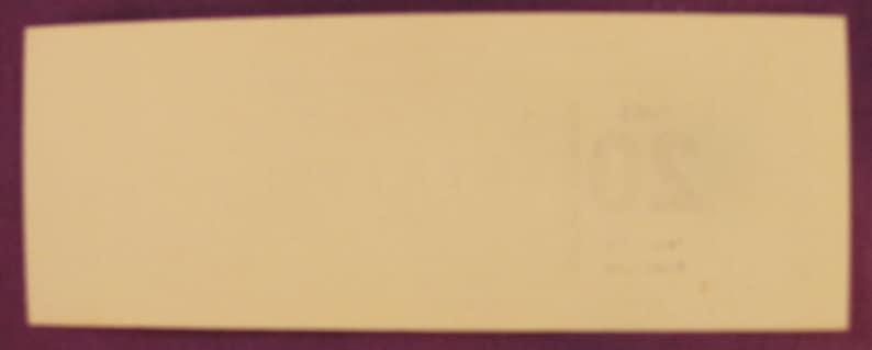 LYNYRD SKYNYRD 1975-/'76 Gimme Back My Bullets Tour Original Unused Concert Ticket
