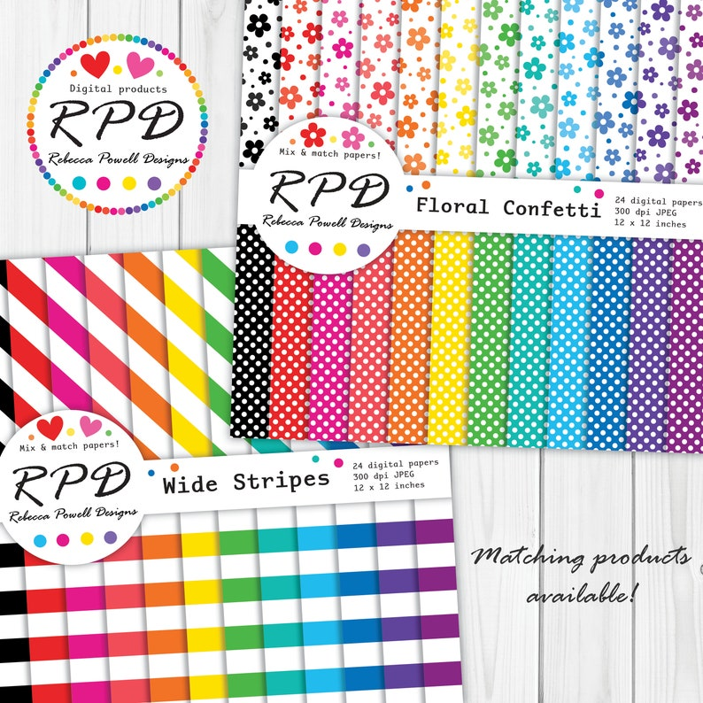 80/% OFF SALE Polka Dots Clipart Invitations Fancy Text Box Digital Frames Labels Set Rainbow Colours /& White Personal and Commercial Use