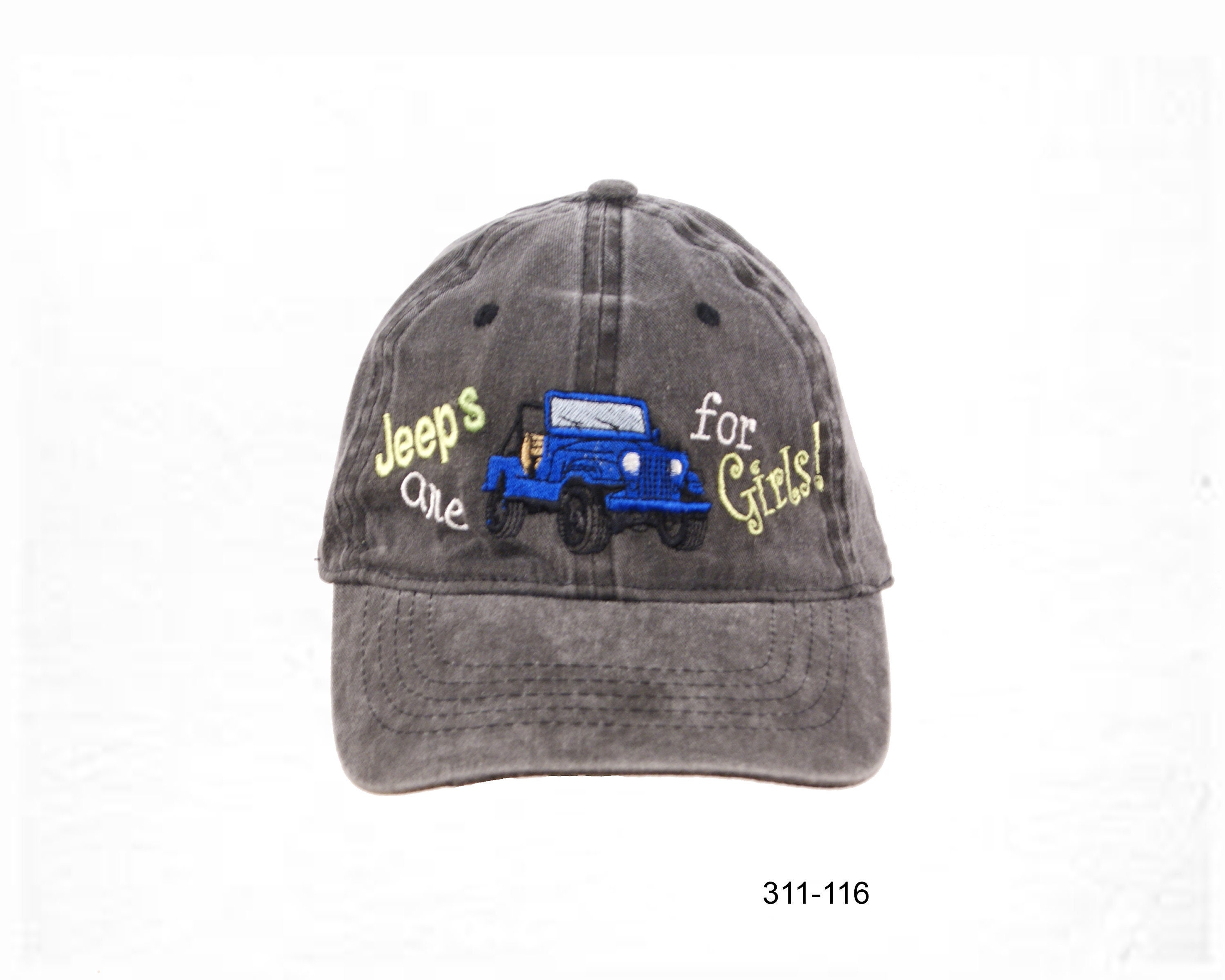 Jeeps are for Girls Hat 807f7abb915