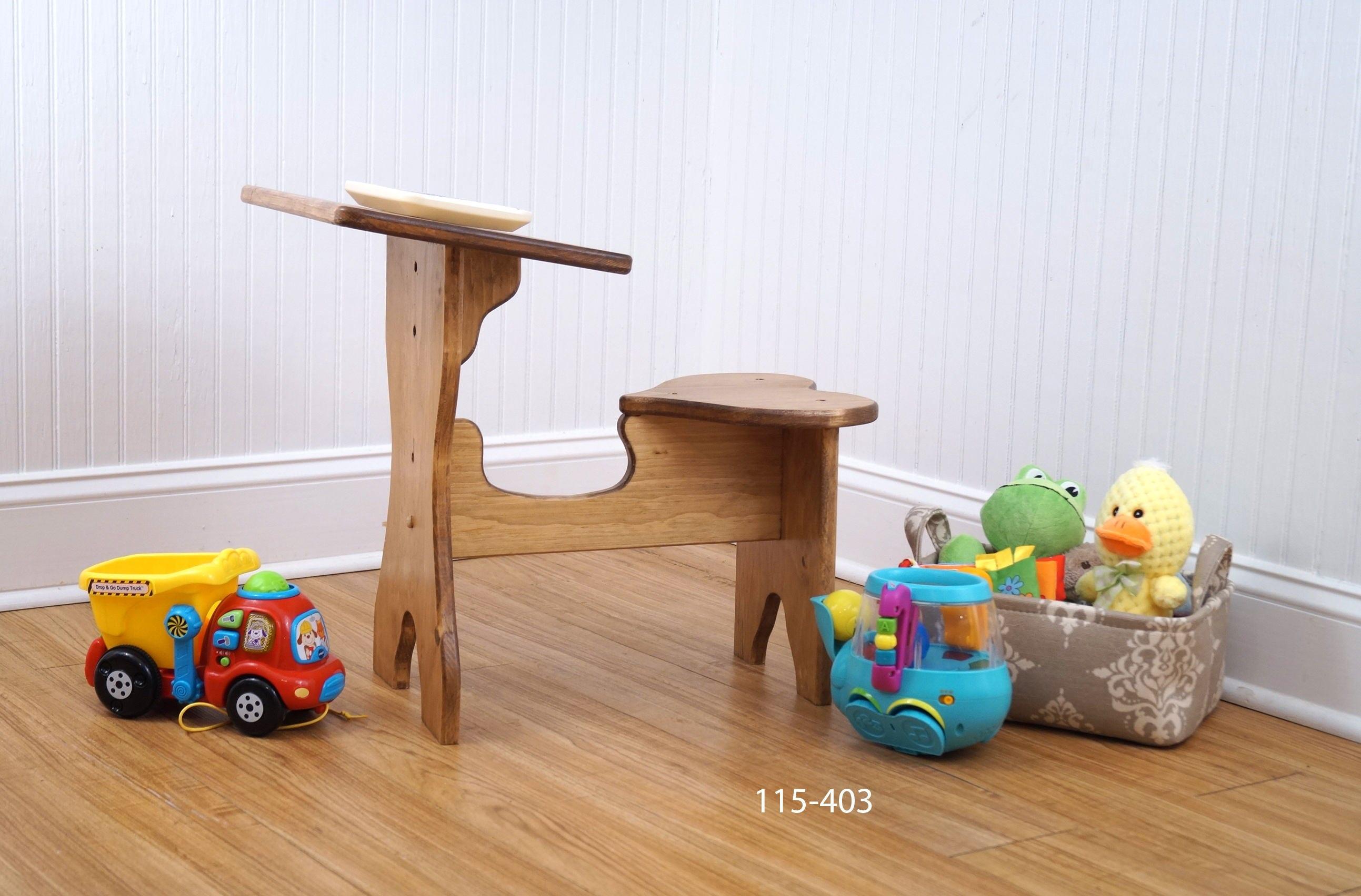 Childu0027s Desk, Kids Furniture, Kids Desk, Desk For Child, Kids Gift, Gift  For Child, Junior Desk, Play Desk, Gift For Toddler