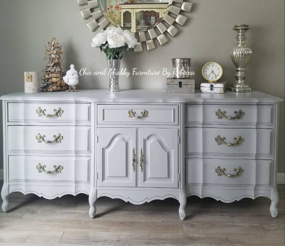 SOLD! Gorgeous French Dresser