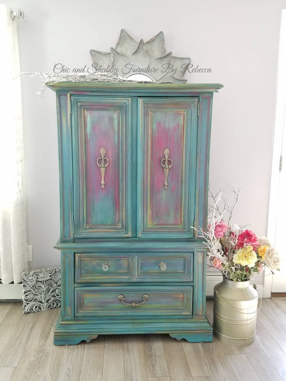 SOLD Stanley Furniture Armoire