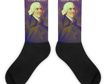 Adam Smith Socks