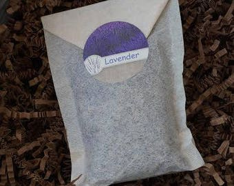 Lavender Bath Tea Bags