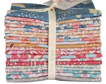 Preorder! TILDA WINDY DAYS Fat Quarter Bundle   WindyDays Fabric Bundle   Tilda Quilt Fabric   Tilda Quilting Fabric Bundle   Gift