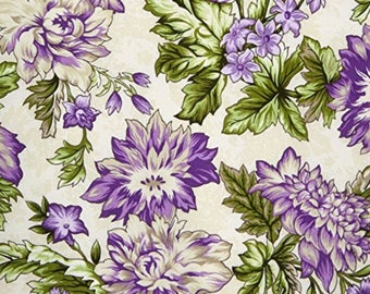 Country Manor Violet Colorstory | RJR Fabrics | Quilt Fabric | Precuts | Fabric Bundle | Charm Pack | Yardage