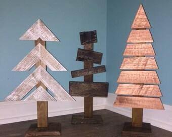 Mini Pallet Trees - Set of 3 Combo Deal