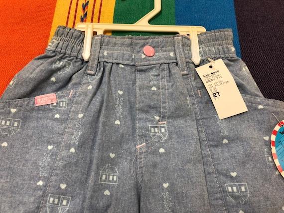 Deadstock Lee, 2T kids jeans, kids denim, vintage… - image 5
