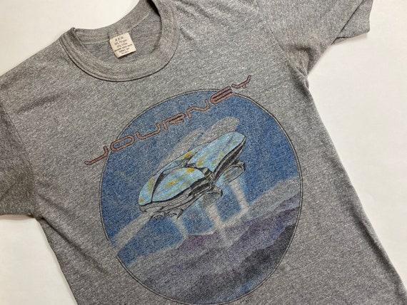 Vintage Journey concert T-shirt, vintage band shir