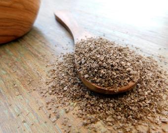 Wood Smoked Sea Salt • 2.5 oz • Shaker Refill Kraft Pouch