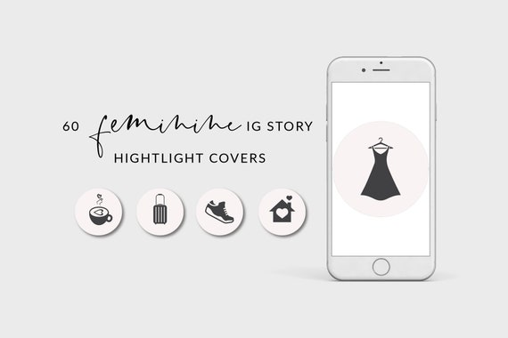 Matilda IG Story Highlight Covers, Instagram Story Covers, Ready to use,  Yoga studio IG covers, Instagram Icons, Digital Download, Instagram