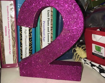 11.5 inch Number for decor