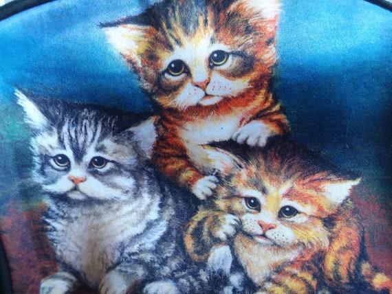 Makeup Bag, Cosmetics Bag, Cat Makeup Bag, Cat Ba… - image 2