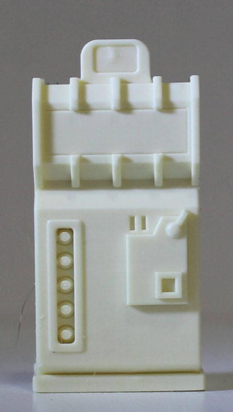 Retro Sci Fi Miniatures