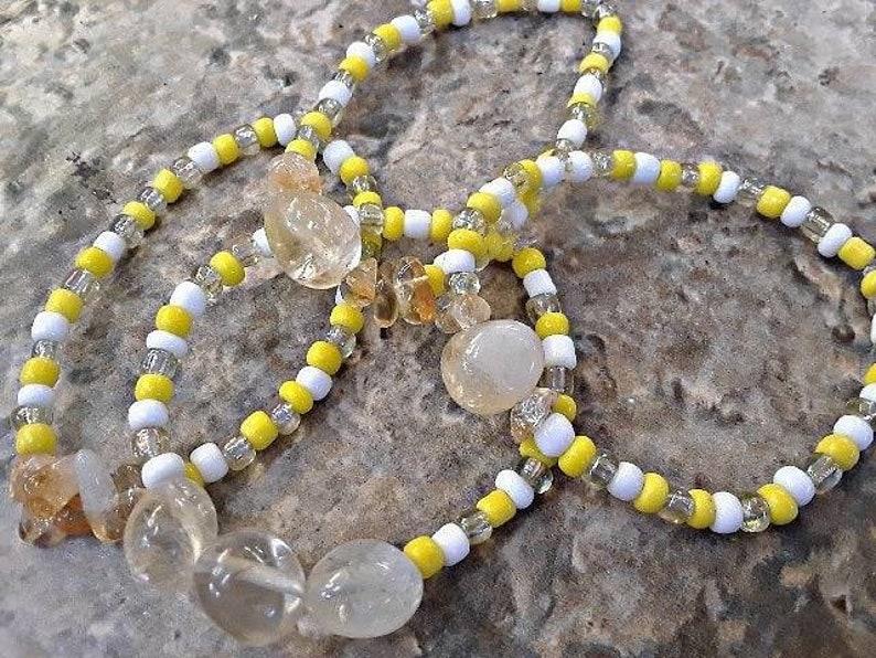 Orisha Beads  Osun image 0