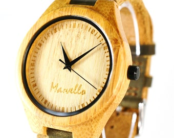 Gifts For Husband - Presents For Husband - Husband Birthday - Husband Anniversary - Presents For Him - Gift For Him - Tanna Watch -Marvello