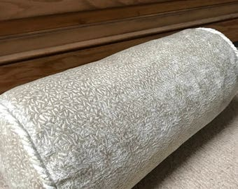 Luxury bolster cushion