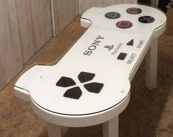 Low Sony Playstation - Decorative table