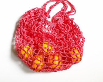 Crochet Produce Bag Pattern