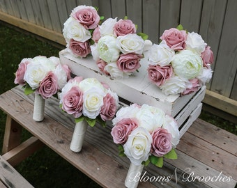 Wedding Bouquet Etsy