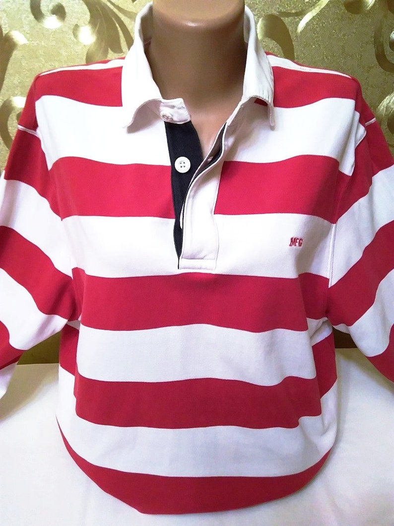 2e6a318572 Red And White Striped T Shirt Xxl - DREAMWORKS