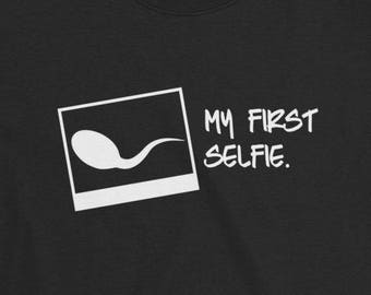 My first selfie T-Shirt