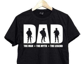 7213a675 Dad us army shirt, dad us army -shirt, army dad shirt, army dad gift, dad  us army t-shirt, us army shirt for dad, dad army gift, dad shirt