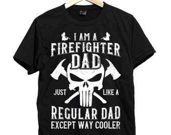 afc94f66 Firefighter dad shirt, firefighter dad gift, firefighter shirt for dad, firefighter  gift for dad, fathers day shirt,fathers day gift for dad