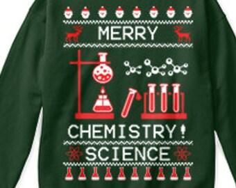 Chemistry shirt, chemistry christmas shirt, chemistry science shirt, science shirt, chemistry t shirt, chemistry sweater, chemistry lover