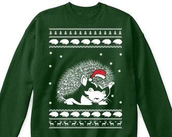 94b98b4cdb7c Hedgehog sweater