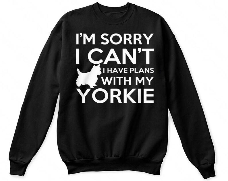 06d88e85 Yorkie shirt yorkie sweatshirt yorkie sweater yorkie | Etsy
