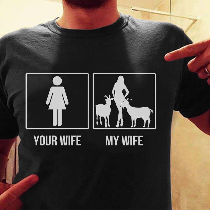 2ab0b9a7b Goat shirt goat shirts goat tshirt goat t-shirt goat gift | Etsy