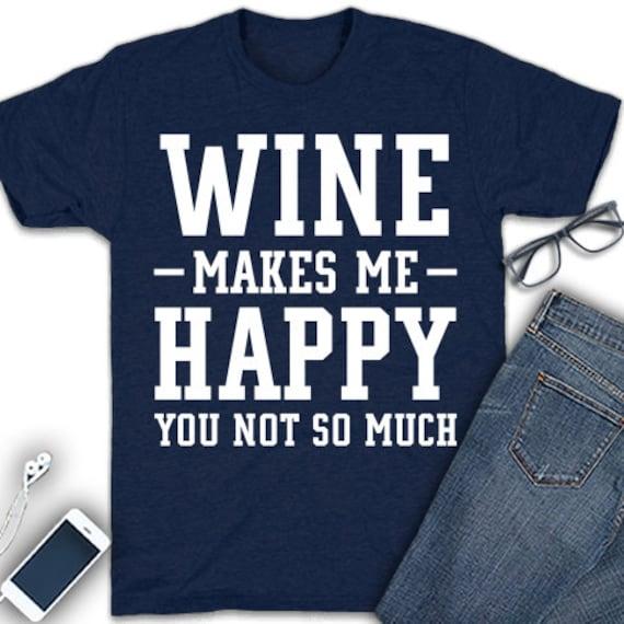 Cool Wine Sweatshirt - Wine is Bottled Poetry - Funny Wine Lover Shirt - Great Wine Drinker Gift - Wine Shirt Sizes to 5XL (NKT1SW) 6v7fZkK