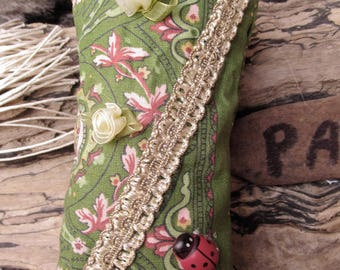 Lavender SACHETS in Provencal fabrics, cushions Lavender scents, lavender sachet, cushion, cushion lavender scented