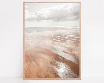 Staycation, Beach Print, Beach Photography, Coastal Poster, Photography Print, Beach Art, Coast Wall Art