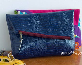 Eliana Clutch PDF Sewing Pattern (#1036)